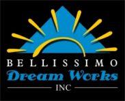 bellissimo-dreamworks Logo